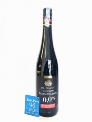 Rượu vang Dr.zenzen Alkoholfrei Dornfelder 0,0 %