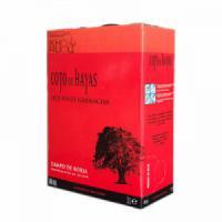 Rượu vang bịch Tây Ban Nha Coto de Hayas 3 lít