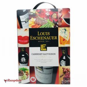 Rượu vang bịch pháp Loui Eschenauer 3 Lít