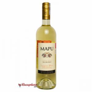 Rượu vang trắng Chile Mapu Sauvignon Blanc - Chardonnay