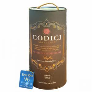 Rượu vang bịch ý CODICI
