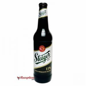 Bia Đen Steiger 4,5% nhập khẩu Tiệp