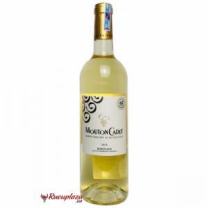 Rượu vang trắng Mouton Cadet Pháp