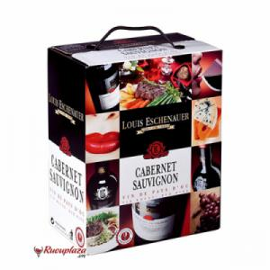 rượu vang bịch Pháp Louis Escheneauer  5 lít