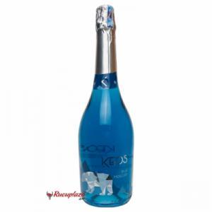 Rượu vang sủi KEOS Blue Moscato