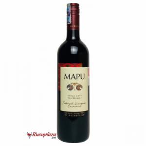 Rượu vang đỏ Chile Mapu Cabernet Sauvignon - Carmenere