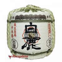 Rượu sake bình cói Seishu Hakushika 1800ml