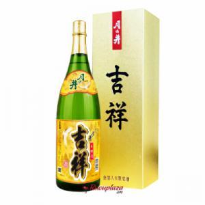 Rượu Sake Vảy Vàng Tsukinoi 1800ml