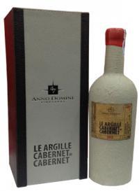 Rượu vang Ý Le argille cabernet di cabernet