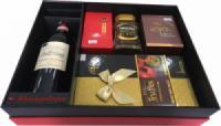 Hộp quà tết rượu vang Pháp Domaine M51