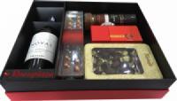 Hộp quà tết rượu vang Chile Novas M23