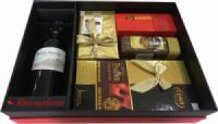 Hộp quà tết rượu vang Chile Santa Alicia M43