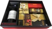 Hộp quà tết rượu vang Chile Novas M42