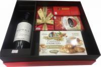 Hộp quà tết rượu vang Chile Novas M64