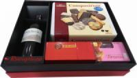 Hộp quà tết rượu vang Chile Santa Alicia M14