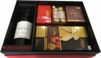 Hộp quà tết rượu vang Chile Novas M47
