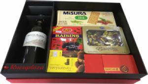 Hộp quà tết rượu vang Chile Santa Aliciam M09