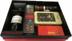 Hộp quà tết rượu vang Chile Santa Alicia M24