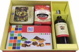 Hộp quà Rượu Vang Chile Almacen H01