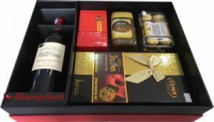 Hộp quà tết rượu vang Pháp Domaine M36