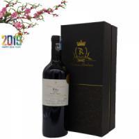Hộp rượu vang Pháp Chateau Rombeau Clise độ cồn 16%