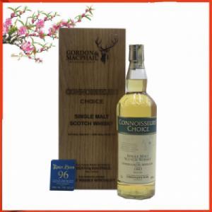 Hộp rượu đơn  Whisky Gordon&Macphail Craigellachie 1997
