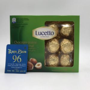 Chocolate Lucetto Praline nhân hạt dẻ 150gr