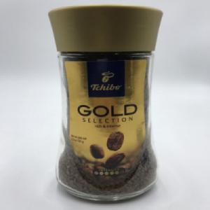 Cà phê hòa tan Tchibo - Gold lọ thủy tinh 100gr