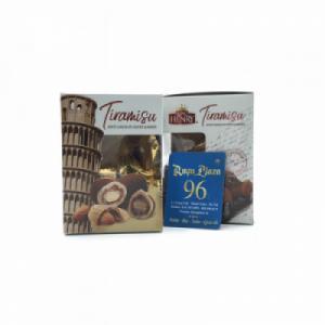 Kẹo Socola Tiramisu hộp giấy 200g