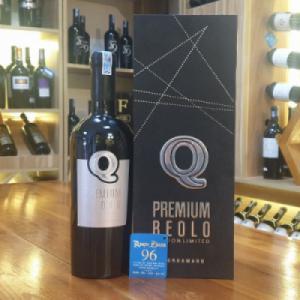 Rượu vang Q Premium Reolo