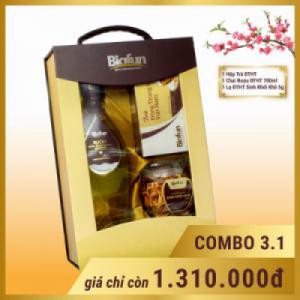 Hộp quà tết cao cấp Đông Trùng Hạ Thảo Biofun 07