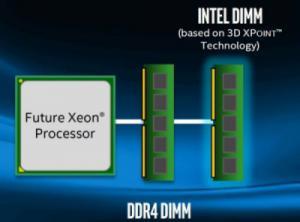 Intel sẽ ra mắt RAM Optane, có thể lưu dữ liệu như ổ SSD