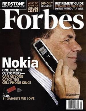 Ông vua điện thoại Nokia sụp đổ và sự thống trị của Apple