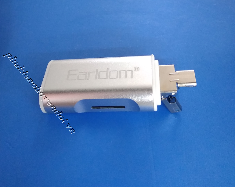 card reader+usb hub earldom ET-OT28