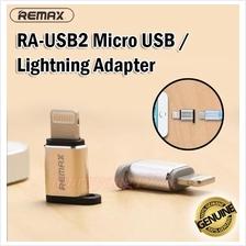 Đầu chuyển Micro sang Lightning Remax RA-USB2