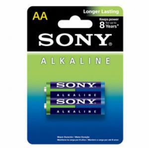 Pin Sony AA 1.5v Alkaline AM3 LR6 chính hãng