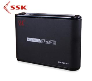Đầu đọc thẻ đa năng SSK SCRM025 chính hãng