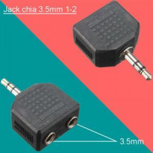 Jack chia 1 thành 2 đầu 3.5mm