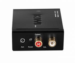 Bộ chuyển đổi tín hiệu  âm thanh Digital sang Analog KIWI KA-02