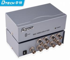 Bộ chia BNC, chia Camera 1-8 DTECH DT-7108