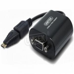 CÁP micro HDMI SANG VGA UNITEK Y-5321