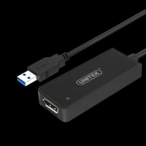 Cáp chuyển USB 3.0 sang Display port UNITEK Y-3703
