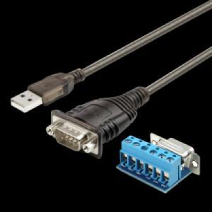 Cáp chuyển USB2.0 sang RS422/RS485 0.8M Y-1082