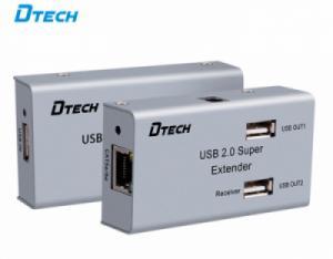 Bộ khuyếch đại tín hiệu USB lên đến 200 mét DTECH (DT-7042)