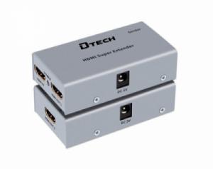 Bộ khuyếch đại tín hiệu HDMI 60 mét DTECH DT-7009