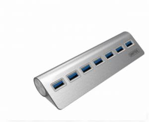 Bộ chia USB 7 cổng USB 3.0 UNITEK Y-3187