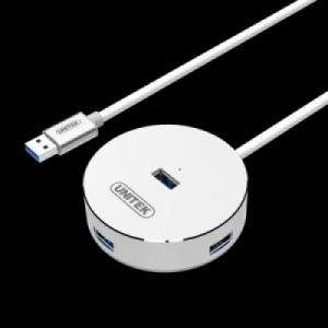 Hub 3 cổng USB 2.0 + Cổng Stereo Audio Y3197