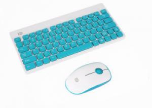 Bộ bàn phím chuột không dây chống ồn Forter 1500
