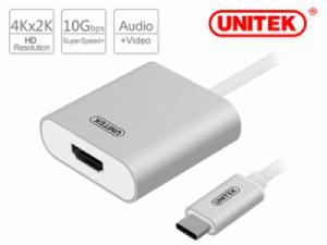 CÁP USB TYPE-C SANG HDMI UNITEK Y6309