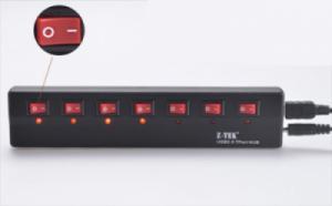 HUB 7 Cổng USB Z-TEK ZE-532